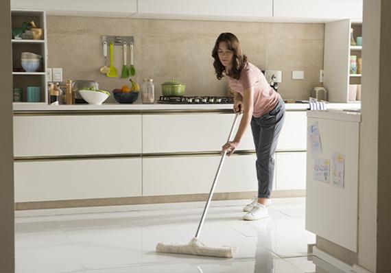 artigo sobre como limpar pisos e azulejos