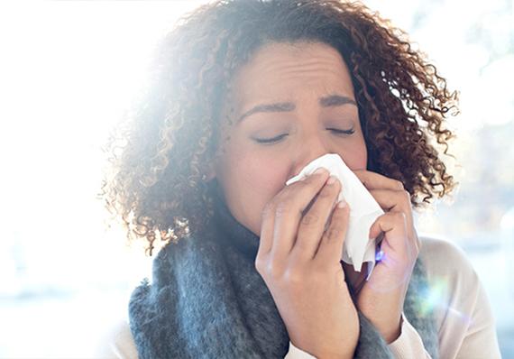 artigo sobre como usar Lysoform para evitar resfriados