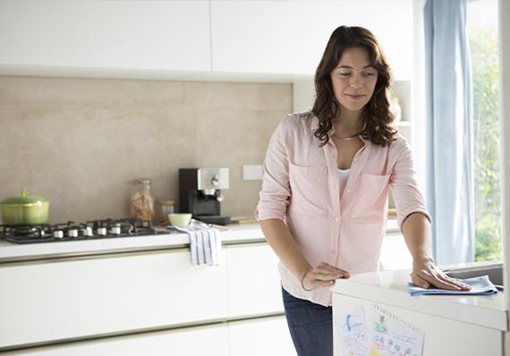 artigo sobre limpeza e desinfecção da cozinha